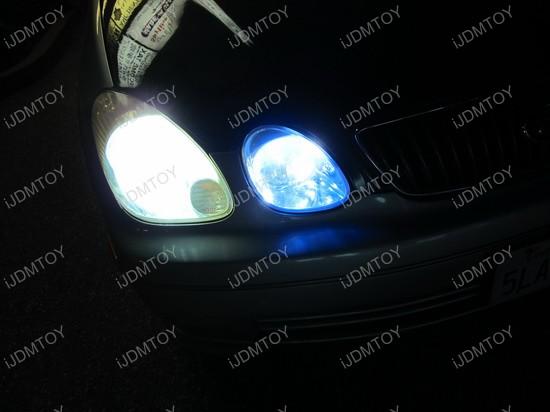 Lexus - GS - LED - HID 32